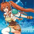 Falcom Character Songs Collection Vol. 1 Estelle Bright