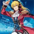 Falcom Character Songs Collection Vol. 2 Olivier Lenheim