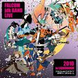 Falcom jdk Band Live 2010 in LiquidRoom