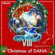 Ys VIII Christmas of Dana